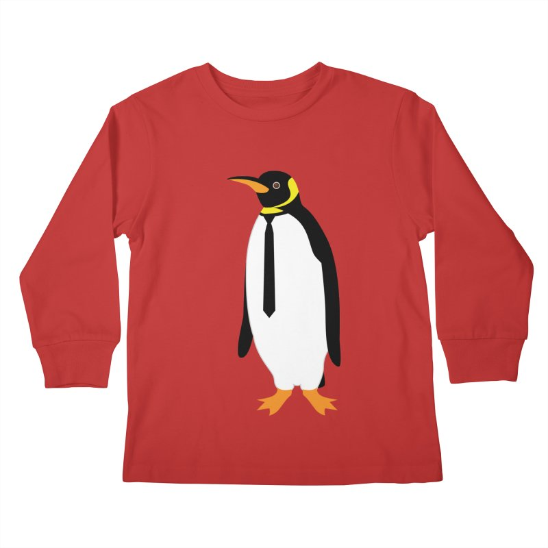 Stay Classy Kids Longsleeve T-Shirt by tonydesign's Artist Shop
