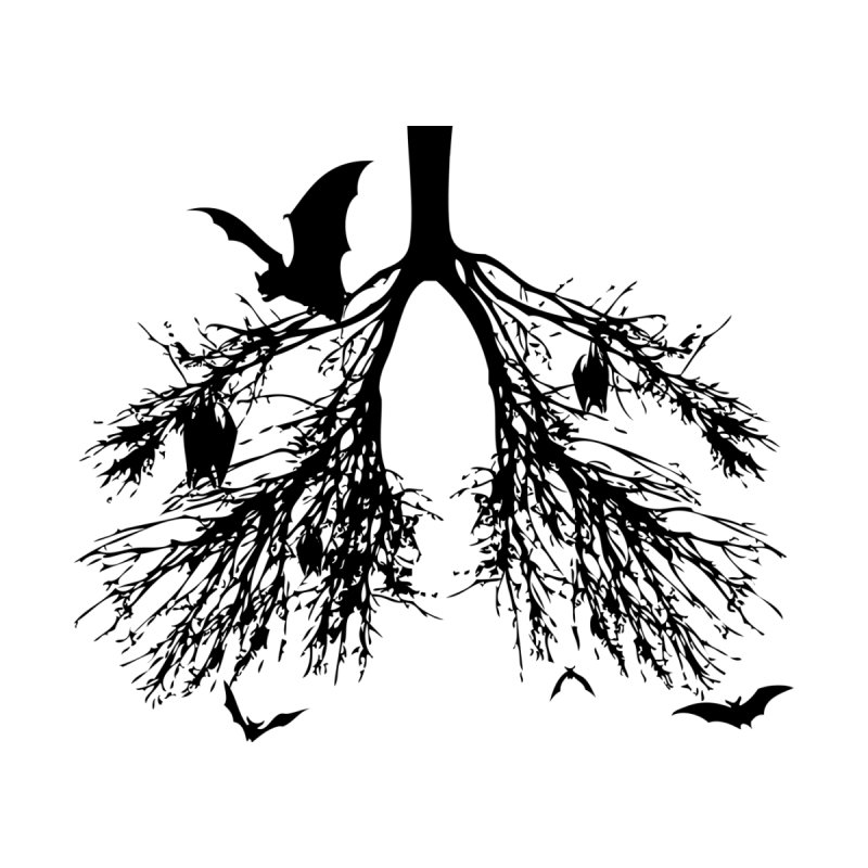 Bats in My Lungs None  by tonydesign's Artist Shop