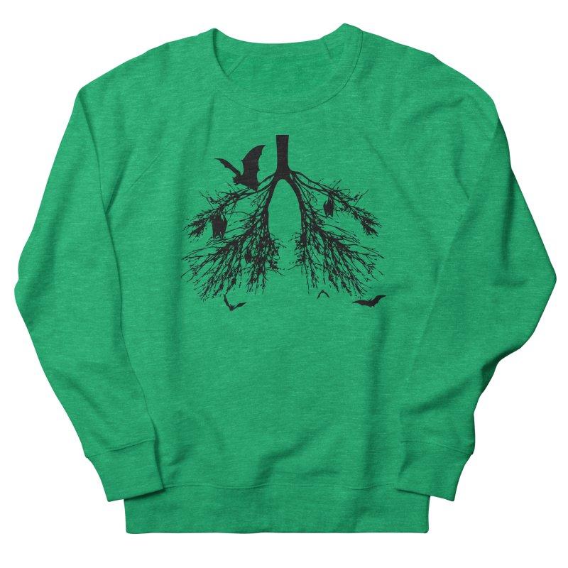 Bats in My Lungs Men's Sweatshirt by tonydesign's Artist Shop