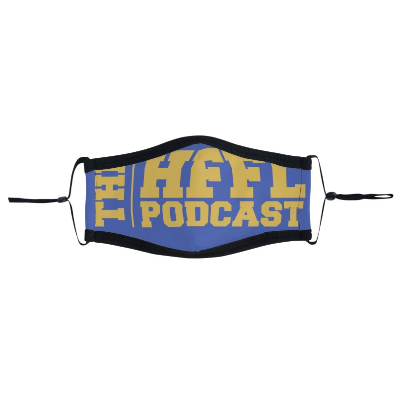 The HFFL Podcast Accessories Face Mask by tonynorgaard's Artist Shop
