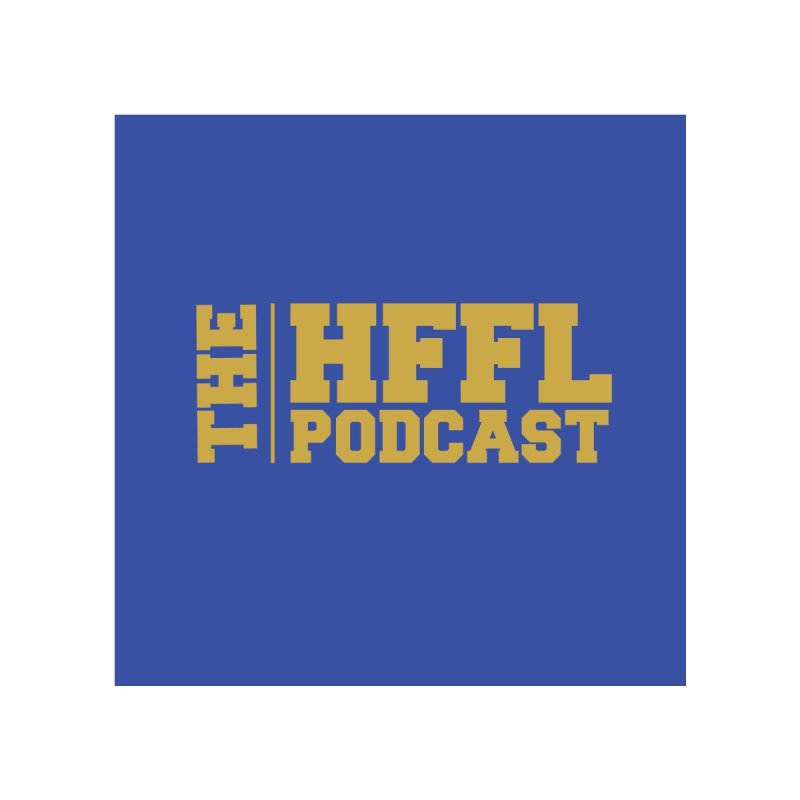 The HFFL Podcast Men's T-Shirt by tonynorgaard's Artist Shop