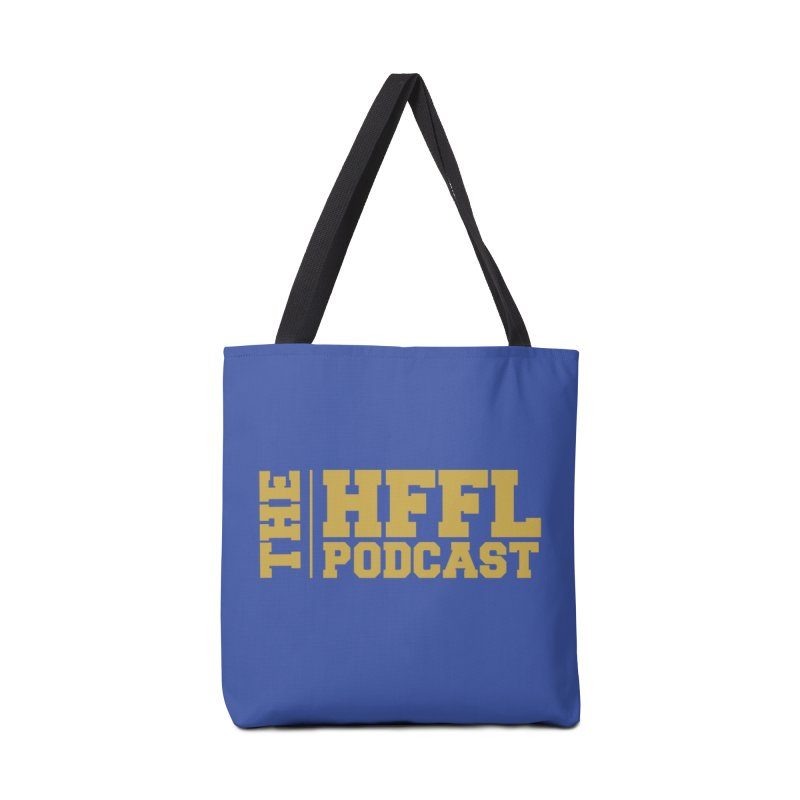The HFFL Podcast Accessories Tote Bag Bag by tonynorgaard's Artist Shop