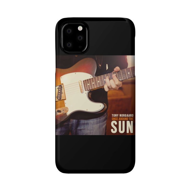 Once Around the Sun (2012) Accessories Phone Case by tonynorgaard's Artist Shop