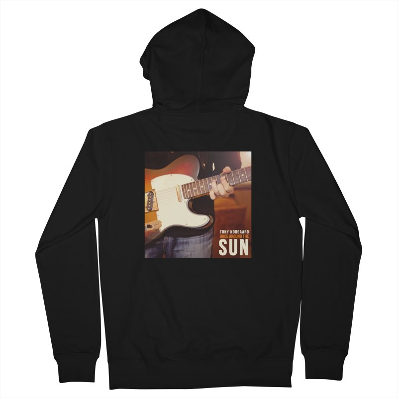 Once Around the Sun (2012) Men's French Terry Zip-Up Hoody by tonynorgaard's Artist Shop