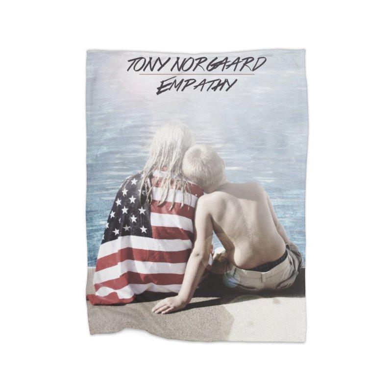 Empathy (2016) Home Fleece Blanket Blanket by tonynorgaard's Artist Shop