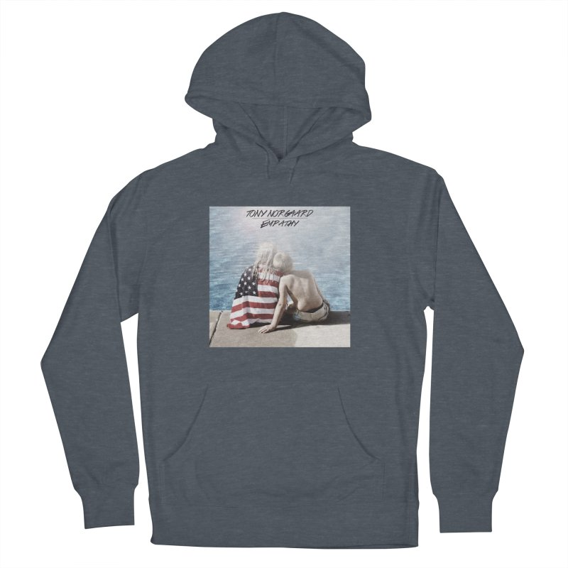 Empathy (2016) Men's French Terry Pullover Hoody by tonynorgaard's Artist Shop