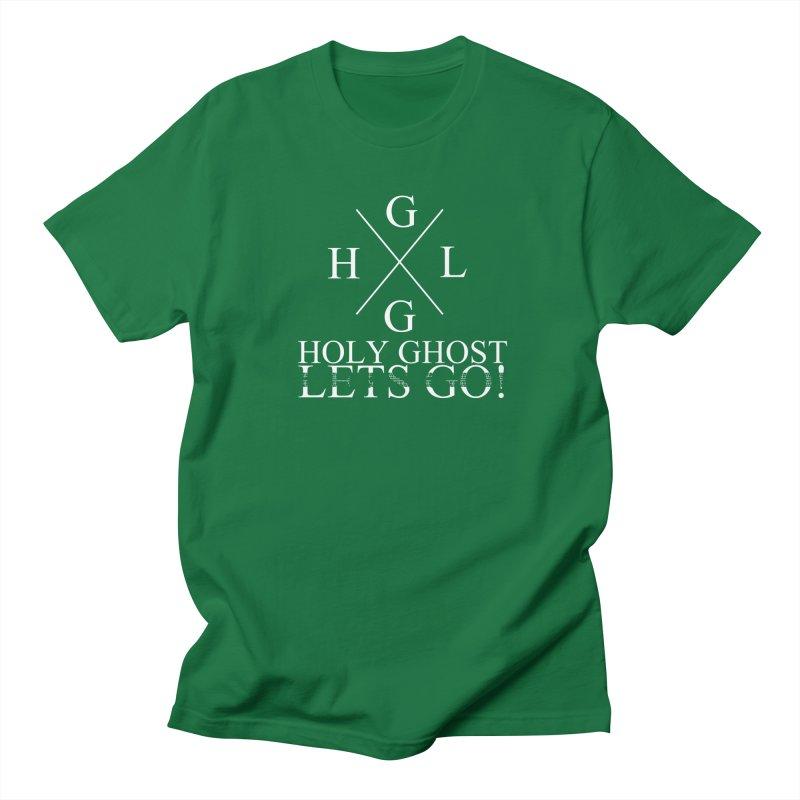 HGLG Lifestyle Men's T-shirt by TonyWHOA! Artist Shop