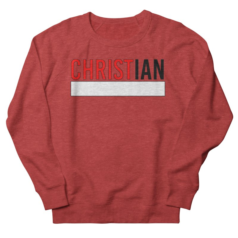 Fill in the Blank Women's French Terry Sweatshirt by TonyWHOA!