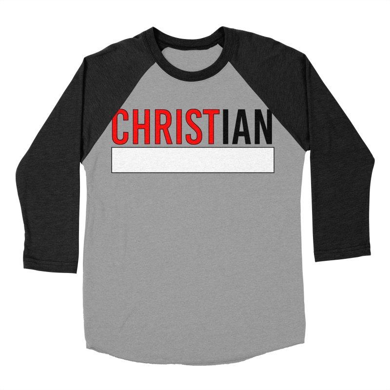 Fill in the Blank Women's Baseball Triblend T-Shirt by TonyWHOA! Artist Shop