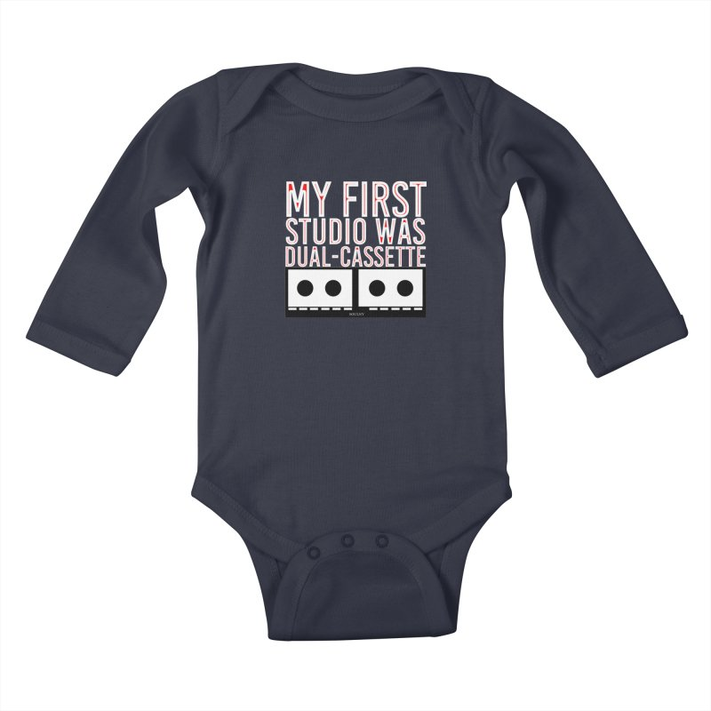 OLDS 88 Kids Baby Longsleeve Bodysuit by TonyWHOA! Artist Shop