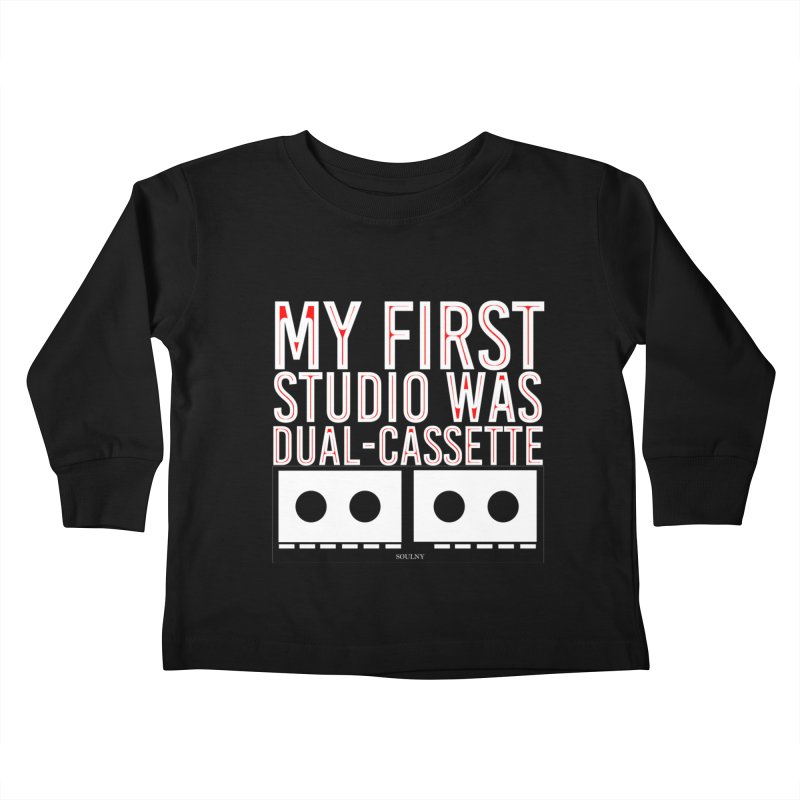 OLDS 88 Kids Toddler Longsleeve T-Shirt by TonyWHOA! Artist Shop