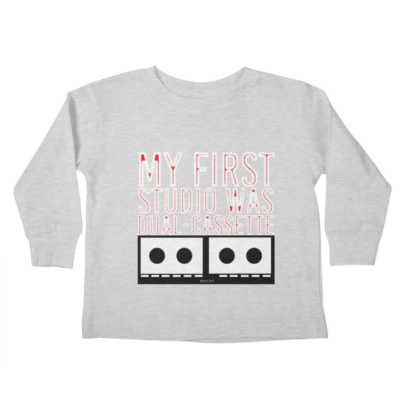 OLDS 88 Kids Toddler Longsleeve T-Shirt by TonyWHOA!