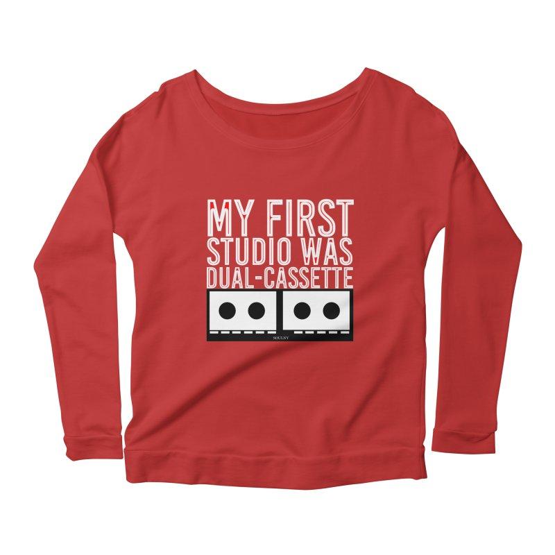 OLDS 88 Women's Scoop Neck Longsleeve T-Shirt by TonyWHOA! Artist Shop