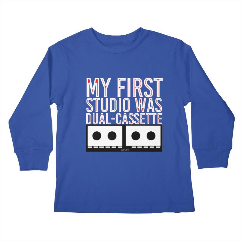 OLDS 88 Kids Longsleeve T-Shirt by TonyWHOA! Artist Shop