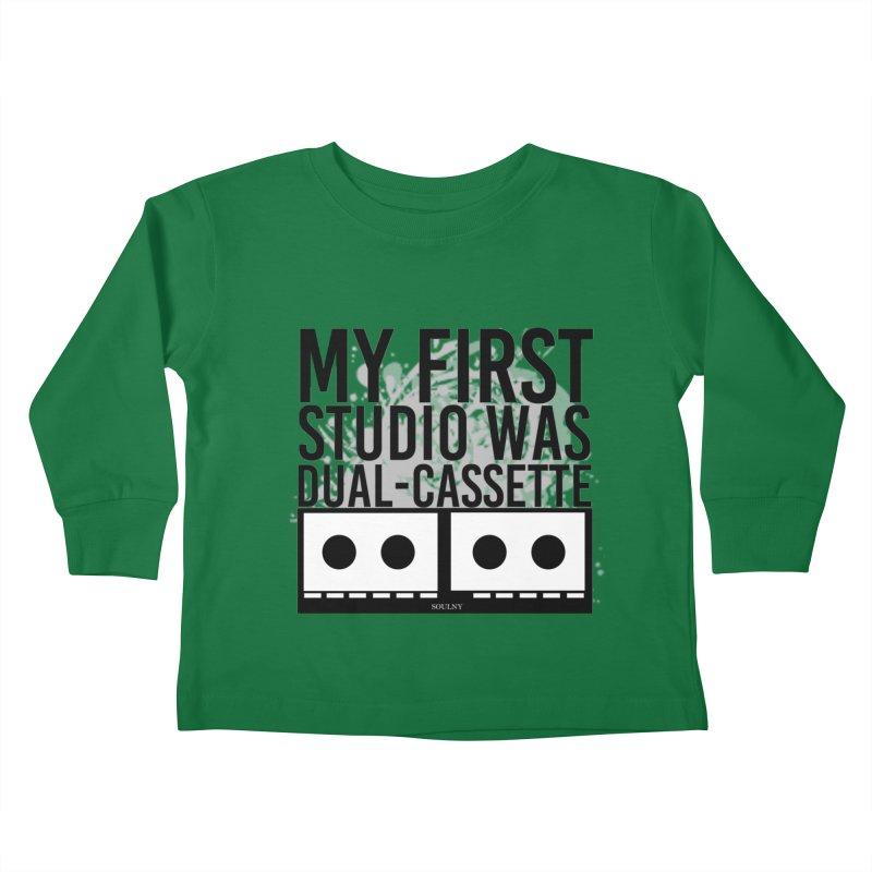 Olds 98 Kids Toddler Longsleeve T-Shirt by TonyWHOA!