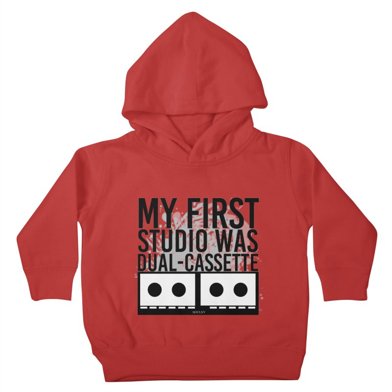 Olds 98 Kids Toddler Pullover Hoody by TonyWHOA! Artist Shop