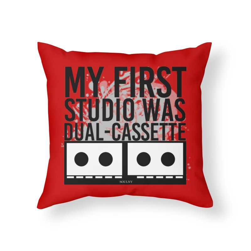 Olds 98 Home Throw Pillow by TonyWHOA! Artist Shop