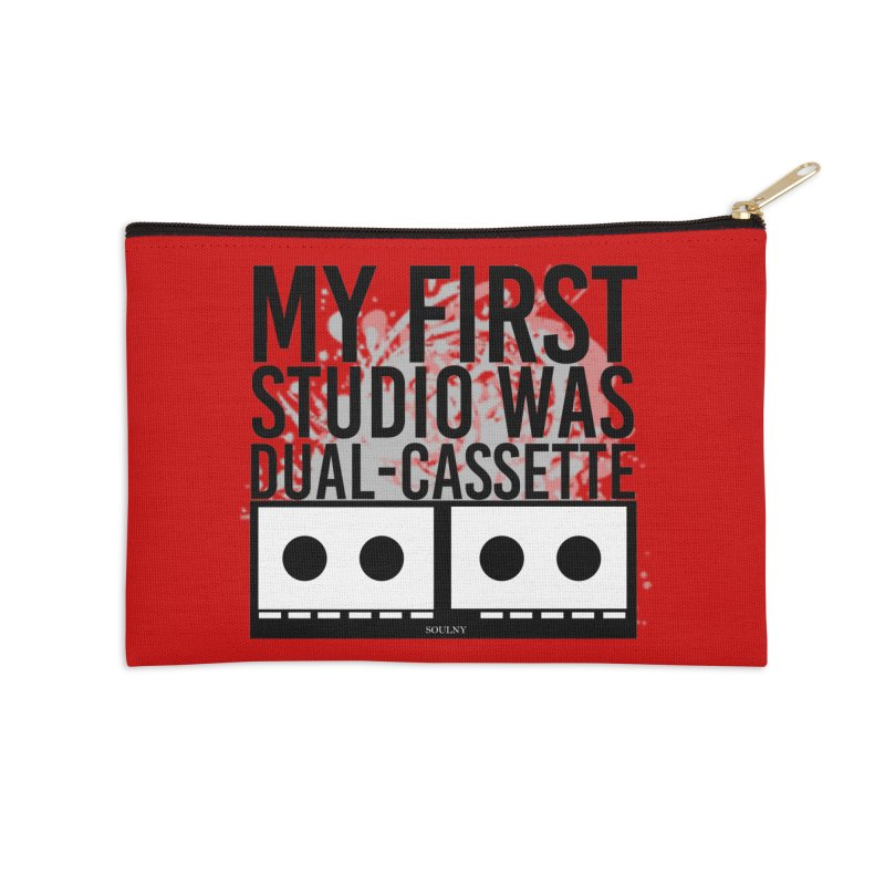 Olds 98 Accessories Zip Pouch by TonyWHOA! Artist Shop