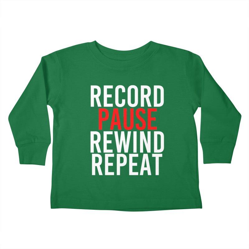 Electra 225 Kids Toddler Longsleeve T-Shirt by TonyWHOA! Artist Shop