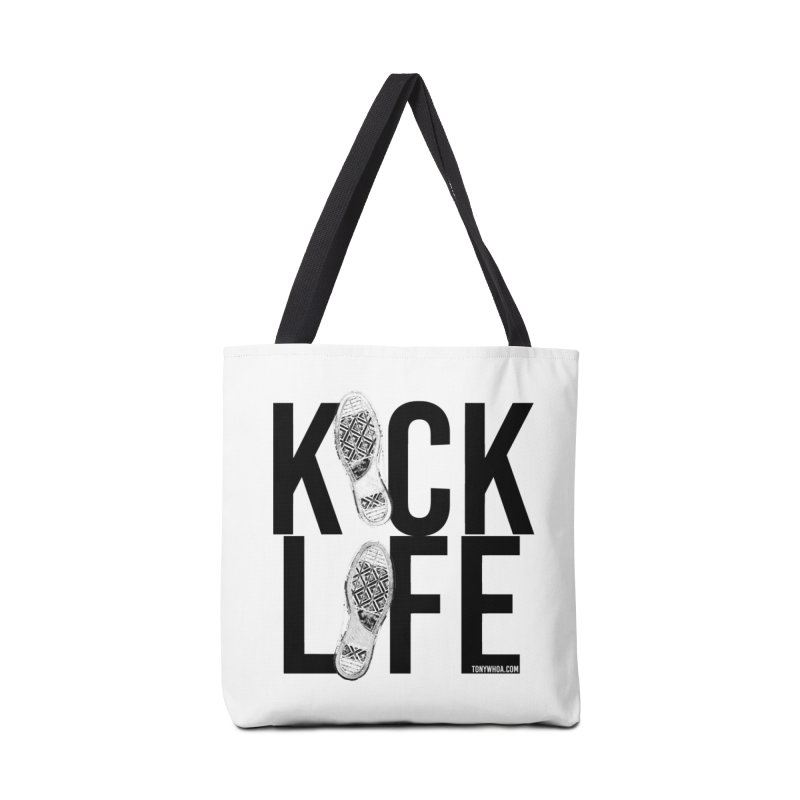 Kick Life Accessories Bag by TonyWHOA! Artist Shop