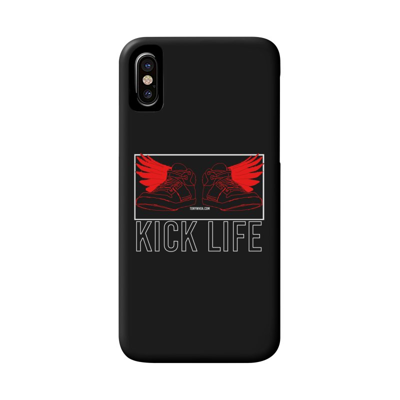 Kick Life Duces Accessories Phone Case by TonyWHOA!