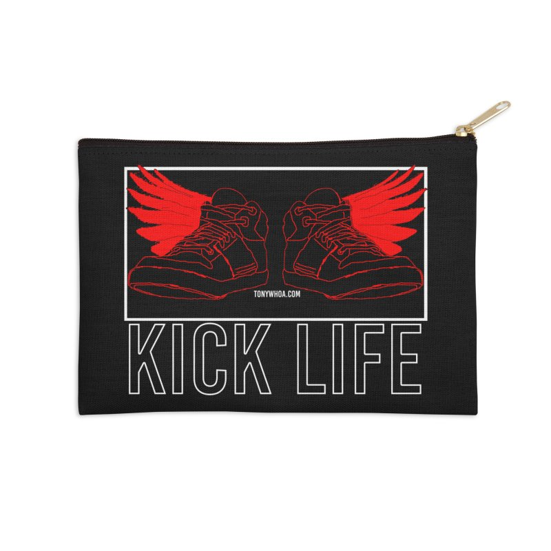 Kick Life Duces Accessories Zip Pouch by TonyWHOA!