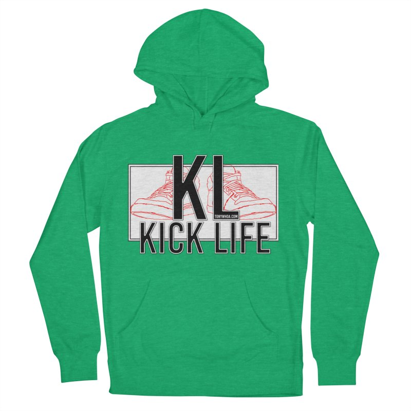 Kick Life Duces Women's Pullover Hoody by TonyWHOA! Artist Shop