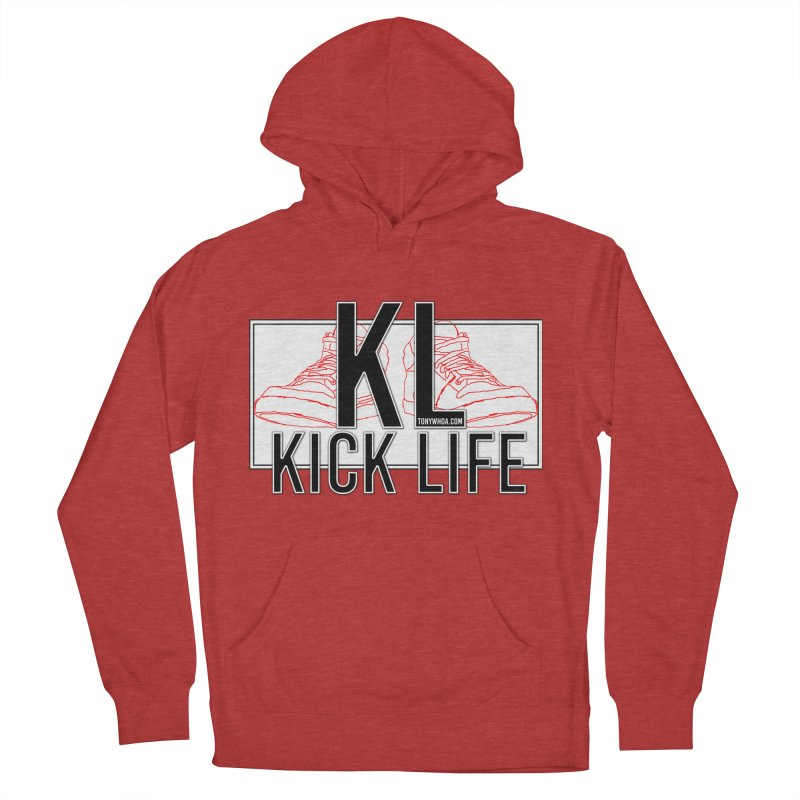 Kick Life Duces Men's Pullover Hoody by TonyWHOA! Artist Shop