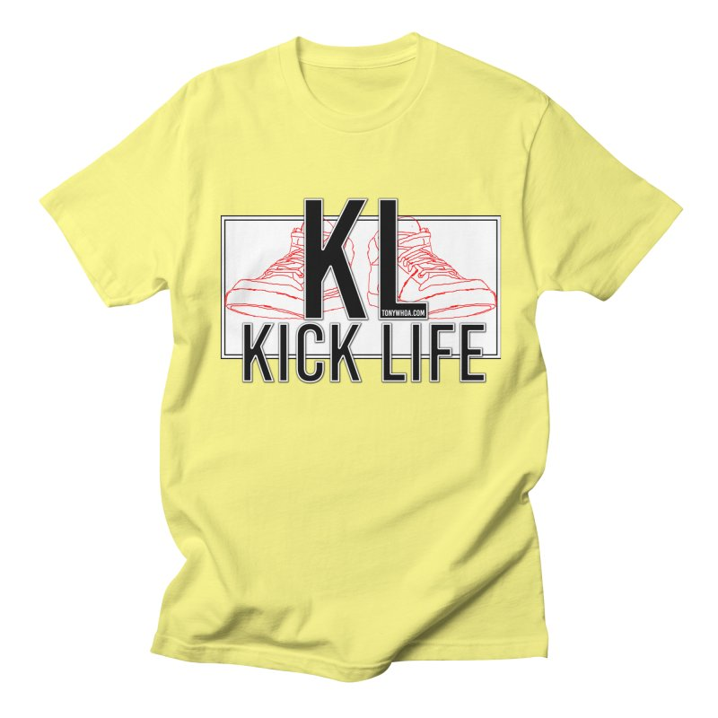 Kick Life Duces Women's Unisex T-Shirt by TonyWHOA! Artist Shop