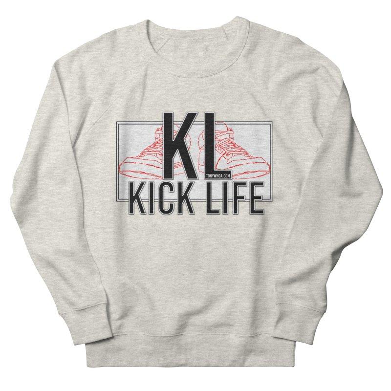 Kick Life Duces Women's Sweatshirt by TonyWHOA! Artist Shop