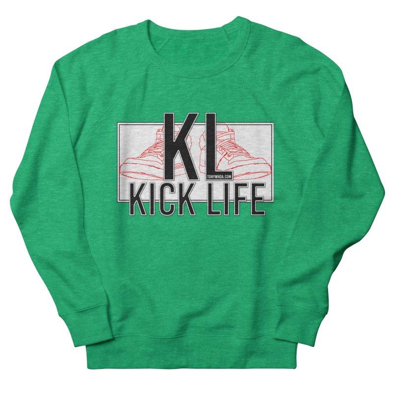 Kick Life Duces Men's Sweatshirt by TonyWHOA! Artist Shop