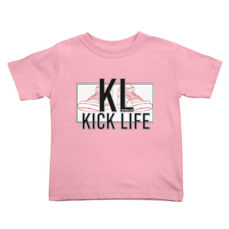 Kick Life Duces Kids Toddler T-Shirt by TonyWHOA! Artist Shop