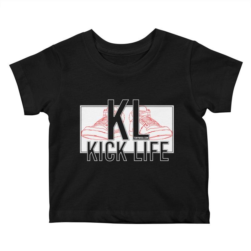 Kick Life Duces Kids Baby T-Shirt by TonyWHOA! Artist Shop
