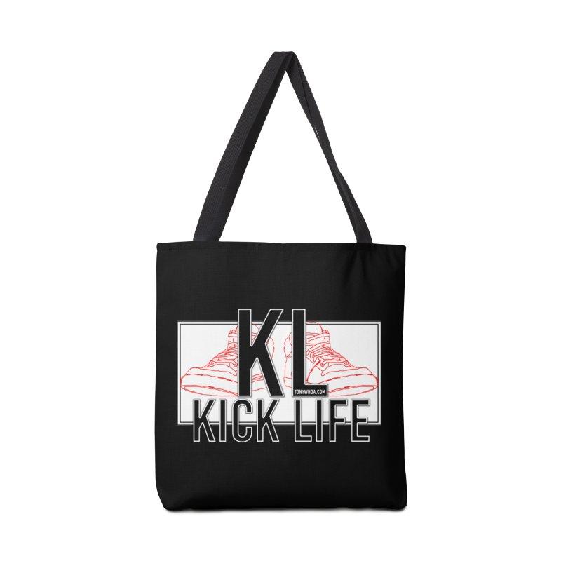 Kick Life Duces Accessories Bag by TonyWHOA! Artist Shop