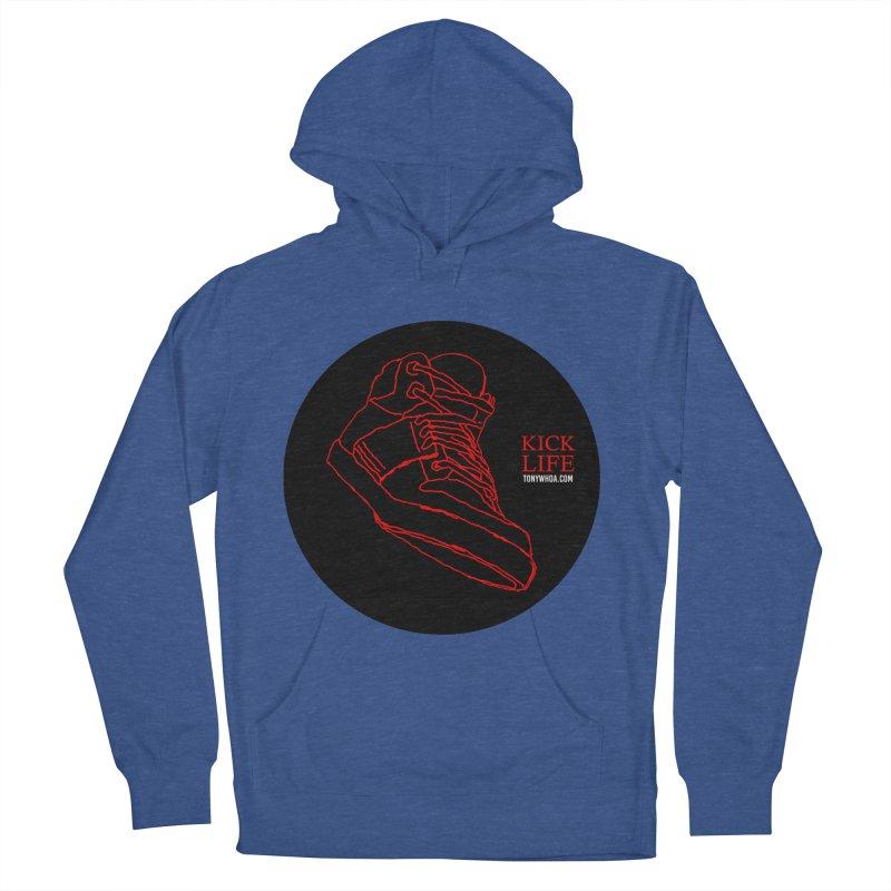 Kick Life Tres Women's Pullover Hoody by TonyWHOA! Artist Shop
