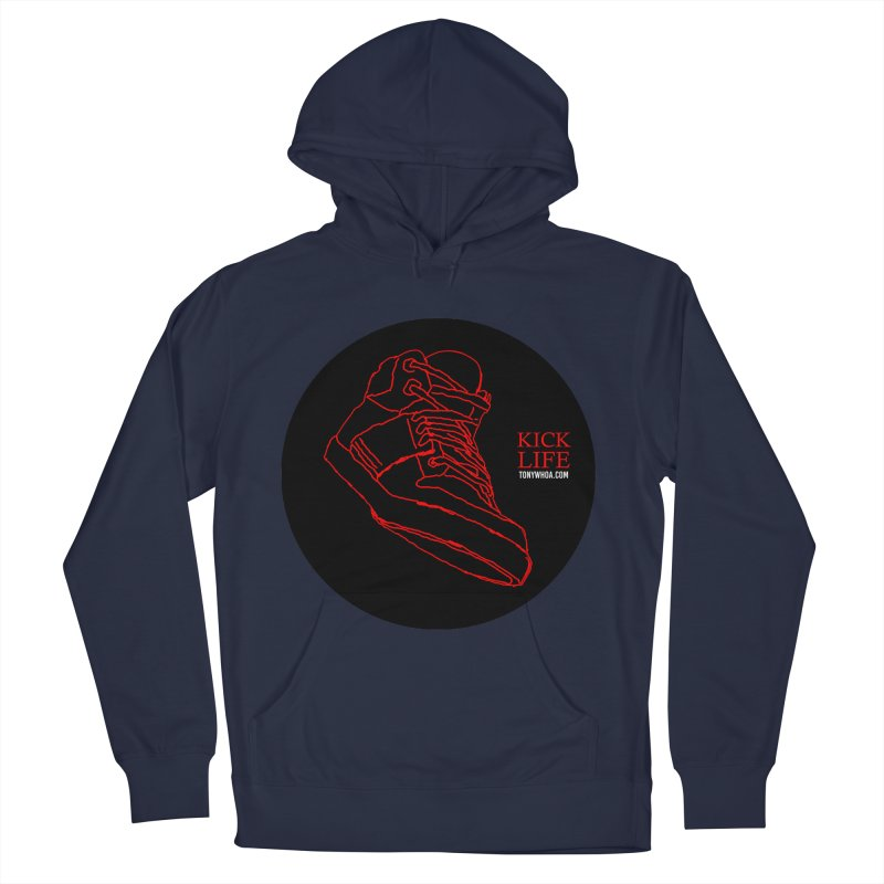 Kick Life Tres Men's Pullover Hoody by TonyWHOA! Artist Shop