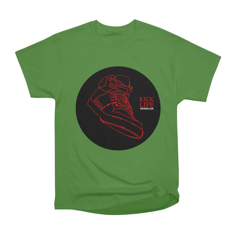 Kick Life Tres Men's Classic T-Shirt by TonyWHOA! Artist Shop
