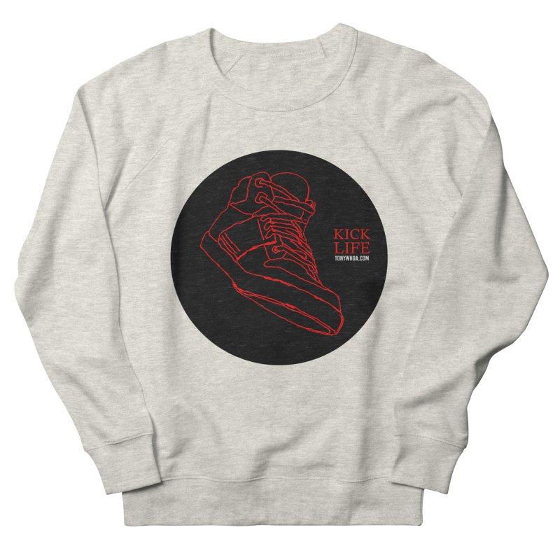 Kick Life Tres Women's Sweatshirt by TonyWHOA! Artist Shop