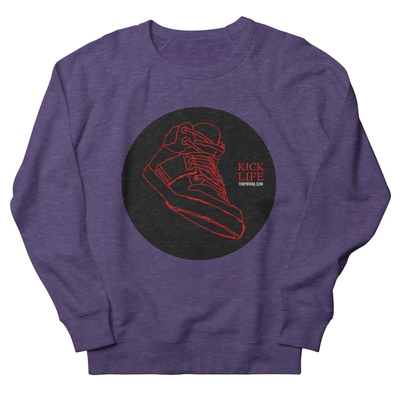 Kick Life Tres Men's Sweatshirt by TonyWHOA! Artist Shop