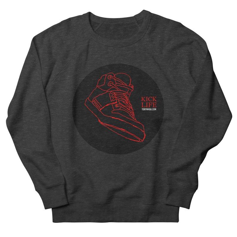 Kick Life Tres Men's French Terry Sweatshirt by TonyWHOA!