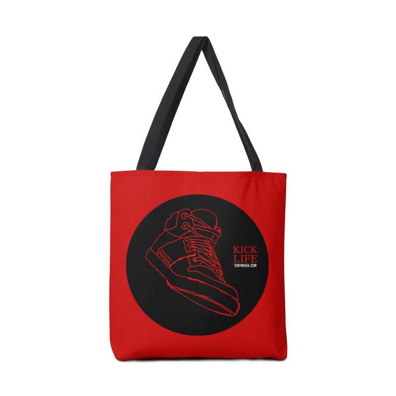 Kick Life Tres Accessories Bag by TonyWHOA!