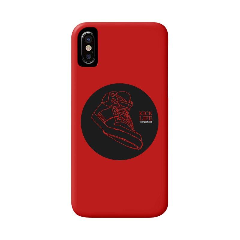 Kick Life Tres Accessories Phone Case by TonyWHOA! Artist Shop