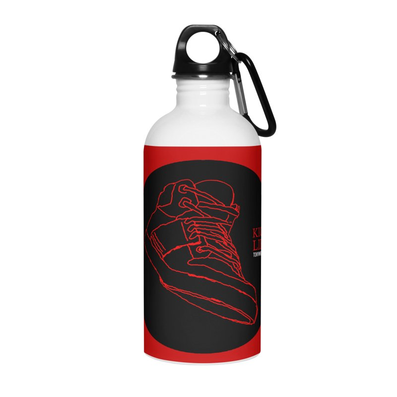 Kick Life Tres Accessories Water Bottle by TonyWHOA!