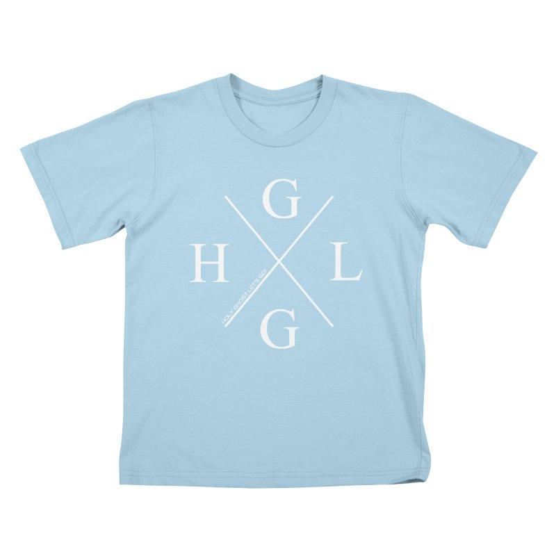 HGLG 2 Kids T-Shirt by TonyWHOA! Artist Shop