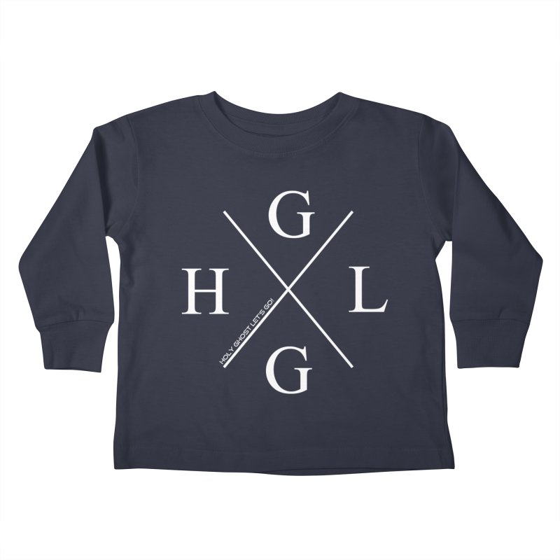 HGLG 2 Kids Toddler Longsleeve T-Shirt by TonyWHOA! Artist Shop