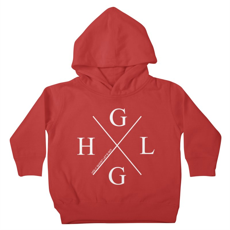 HGLG 2 Kids Toddler Pullover Hoody by TonyWHOA! Artist Shop