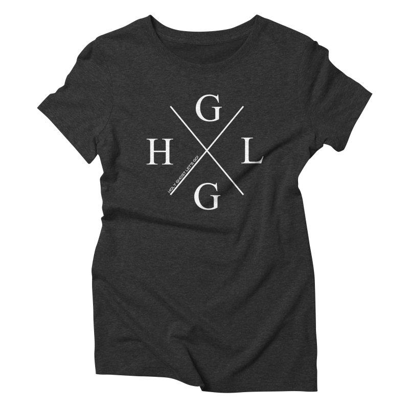 HGLG 2 Women's Triblend T-Shirt by TonyWHOA!
