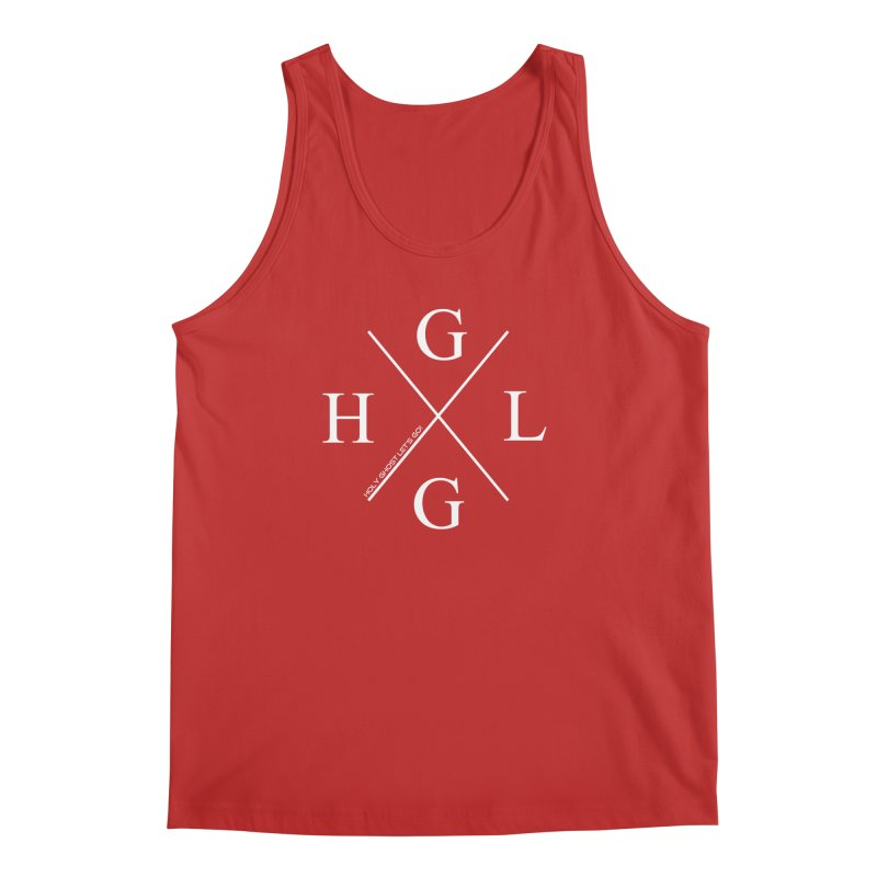 HGLG 2 Men's Regular Tank by TonyWHOA! Artist Shop