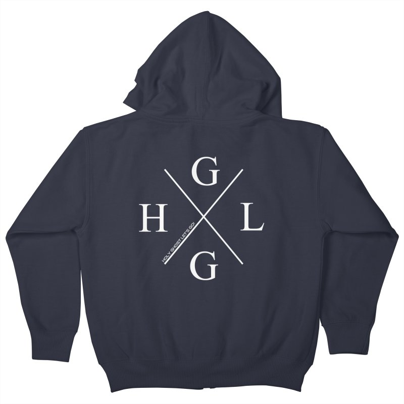 HGLG 2 Kids Zip-Up Hoody by TonyWHOA! Artist Shop