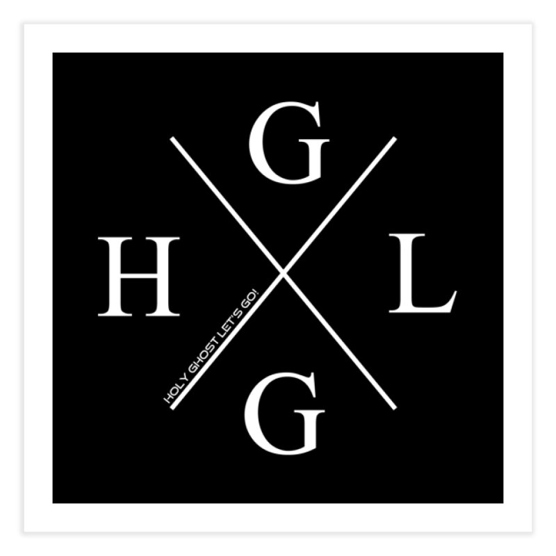 HGLG 2 Home Fine Art Print by TonyWHOA! Artist Shop